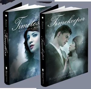 Timeless and Timekeeper by Alexandra Monir