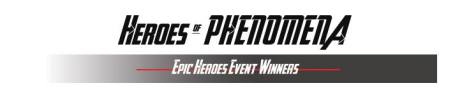 Epic Heroes Event Winners