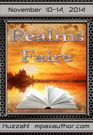 Realms Faire Badge