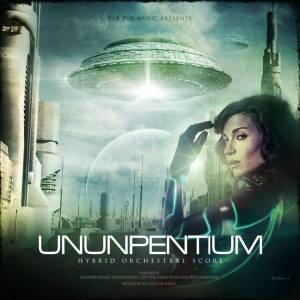 Ununpentium Cover