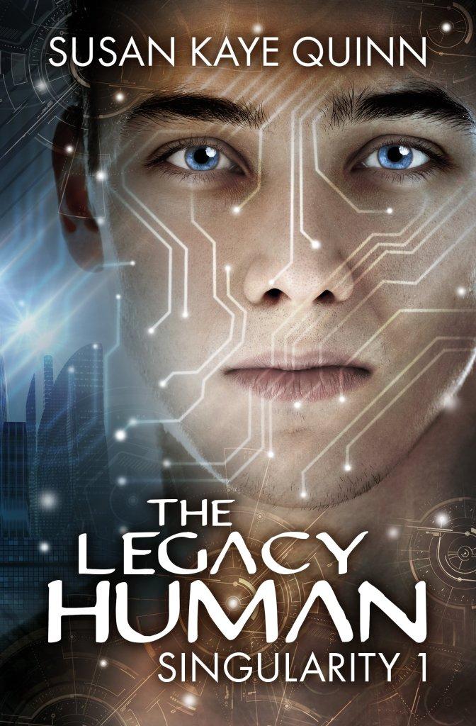 The Legacy Human_Susan K. Quinn