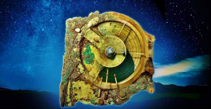 Antikythera Mechanism_Ancient Artifact