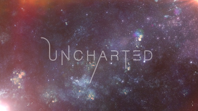 Uncharted Banner
