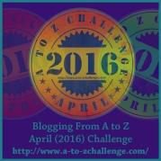 AtoZ BADGE 2016